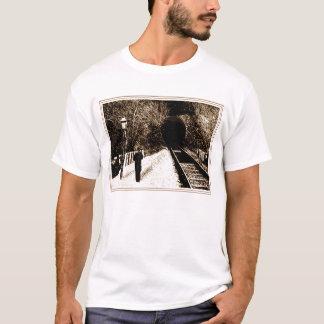 Camiseta Meia-noite expressa (roupa leve)