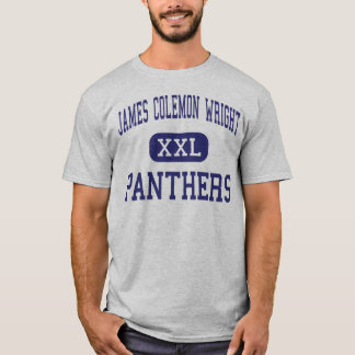 Camiseta Meio Madison das panteras de James Colemon Wright