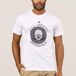 Camiseta Meios do frenesi - acima toda a noite do t-shirt
