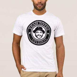 Camiseta Meios do frenesi - yeah t-shirt da divisão dos