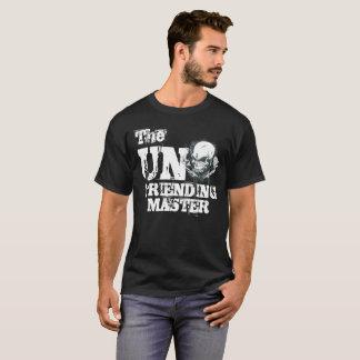 Camiseta Meios do Social do Un Friending