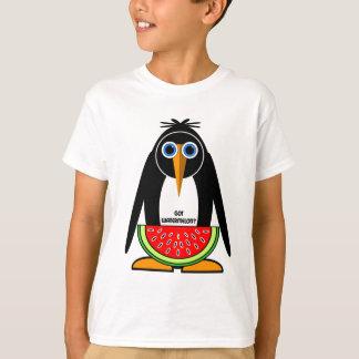 Camiseta melancia obtida