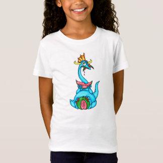 Camiseta Melancia que come o dragão