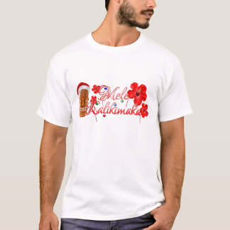 Camiseta Mele Kalikimaka Tiki