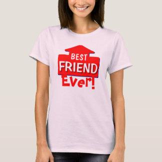 Camiseta Melhor amigo nunca