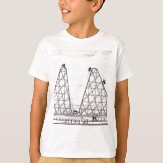 Camiseta Melhor montanha russa mais má