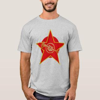 Camiseta Melhor vermelho do que o morto