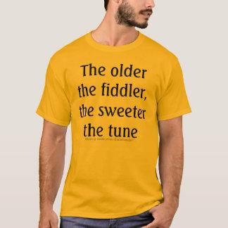 Camiseta Melhore com idade