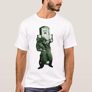 Camiseta Melhores adepto com a ciência