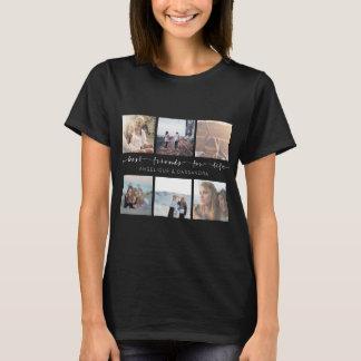 Camiseta Melhores amigos para fotos de Instagram da