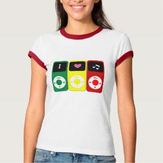 Camiseta Melómanos de IPod
