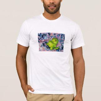 Camiseta Melvin no espaço por Carrie Michael