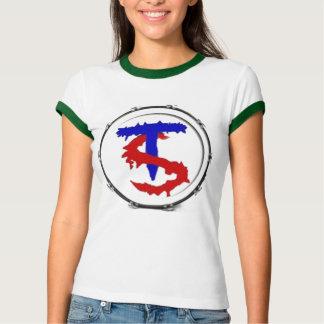Camiseta Membro do guitarrista OTS da data