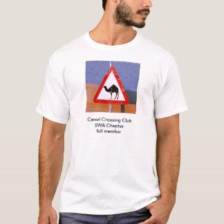 Camiseta Membro integral do capítulo do SWA do clube do
