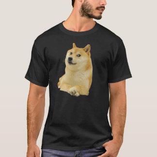 Camiseta meme do doge - doge cão-bonito do doge-shibe-doge