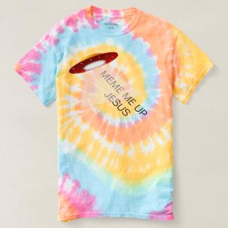 Camiseta Meme mim acima de Jesus