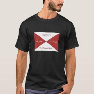 Camiseta Memes baptista: Bandeira baptista