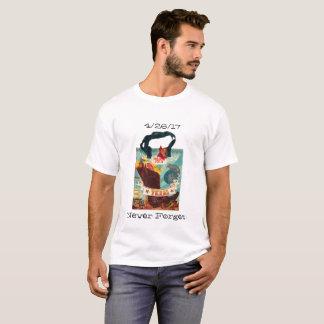 Camiseta Memorial #2 de TJ