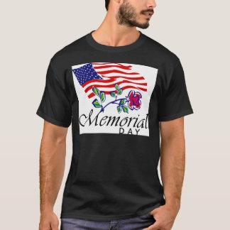 Camiseta Memorial Day