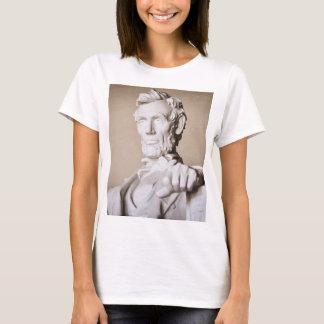 Camiseta Memorial de Lincoln no Washington DC