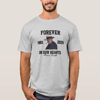 Camiseta Memorial do cavaleiro de Brian