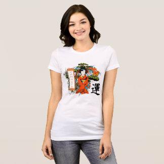 Camiseta Memórias de uma Gueixa