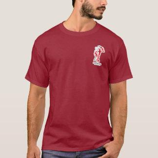 Camiseta Memórias do T longo da luva do parque rochoso do