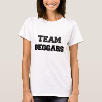 Camiseta Mendigos da equipe