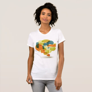 Camiseta Menina 2 da bisbolhetice