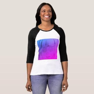 Camiseta Menina alternativa