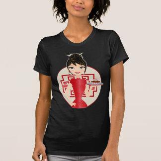 Camiseta Menina chinesa