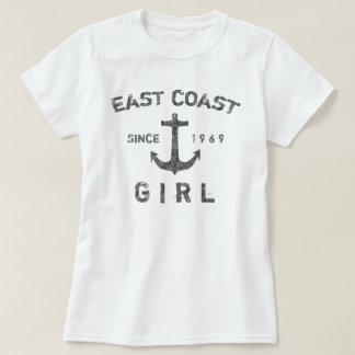 Camiseta Menina da costa leste