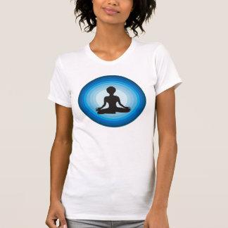 Camiseta Menina da ioga