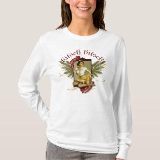 Camiseta Menina da soda de Bitsch do kitsch!