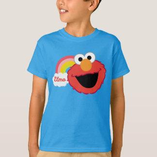Camiseta Menina de Elmo