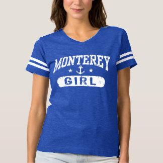 Camiseta Menina de Monterey