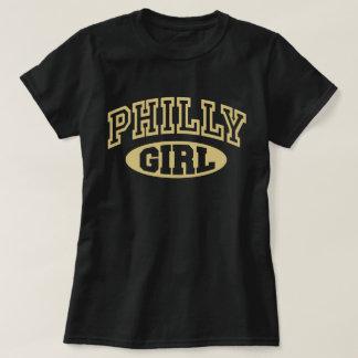 Camiseta Menina de Philly