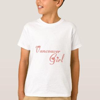 Camiseta Menina de Vancôver