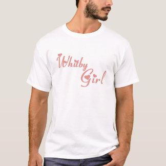 Camiseta Menina de Whitby