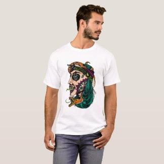 Camiseta Menina do cobra do pop