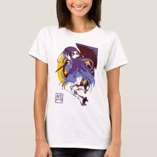 Camiseta Menina do fantasma