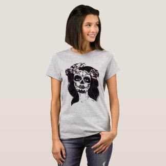 Camiseta Menina do Ghoul