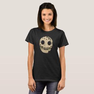 Camiseta Menina do hóquei - o t-shirt das mulheres
