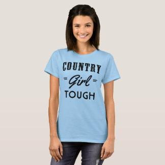 Camiseta Menina do país resistente