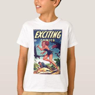 Camiseta Menina e condomínio da selva