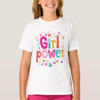 Camiseta Menina flower power! por mini irmãos