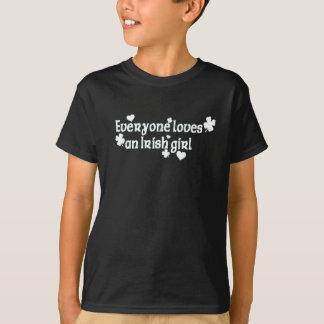 Camiseta Menina IRLANDESA