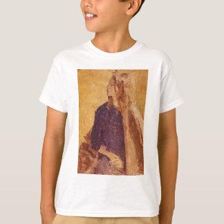 Camiseta Menina no perfil - Gwen John da arte dos apos