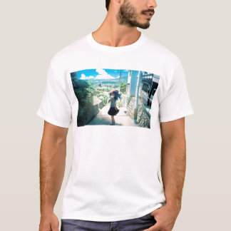 Camiseta Menina suburbana