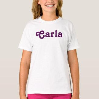 Camiseta Meninas Carla da roupa
